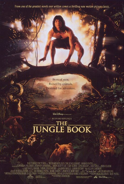 Rudyard Kiplings the Jungle Book (1994)