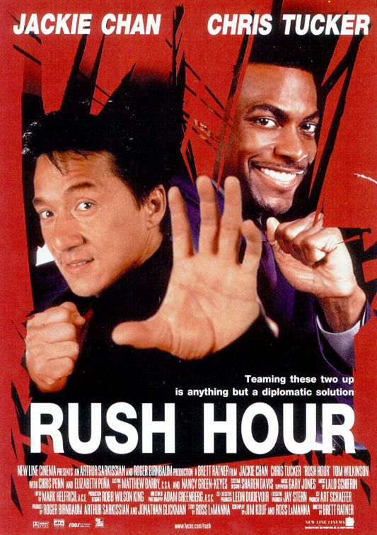 Rush Hour - Due Mine Vaganti (1998)