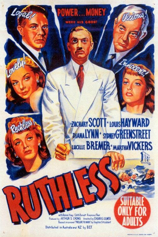 Ruthless (1948)