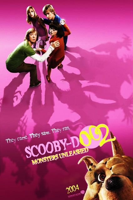 Scooby Doo 2 - Mostri Scatenati - Monsters Unleashed (live action 2004)