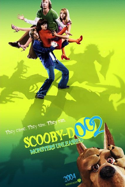 Scooby Doo 2 - Mostri Scatenati - Monters Unleashed (live action 2004)