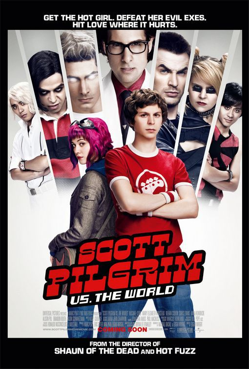 Scott Pilgrim vs the World (2010)