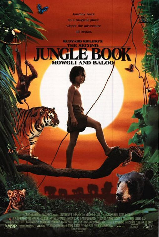 Second Jungle Book (1997)
