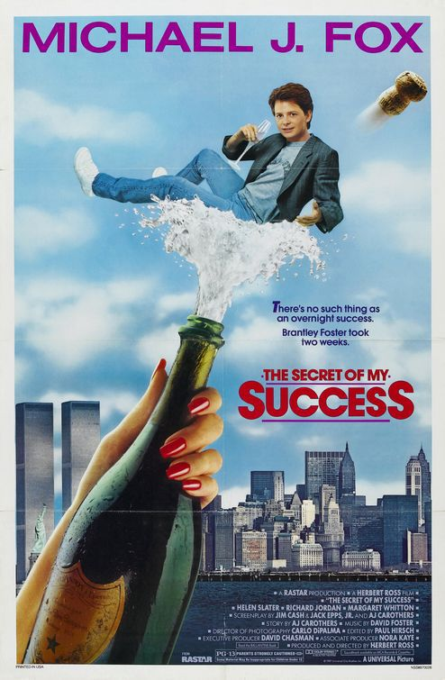 Secret of my Success - Il Segreto del Mio Successo (1987)