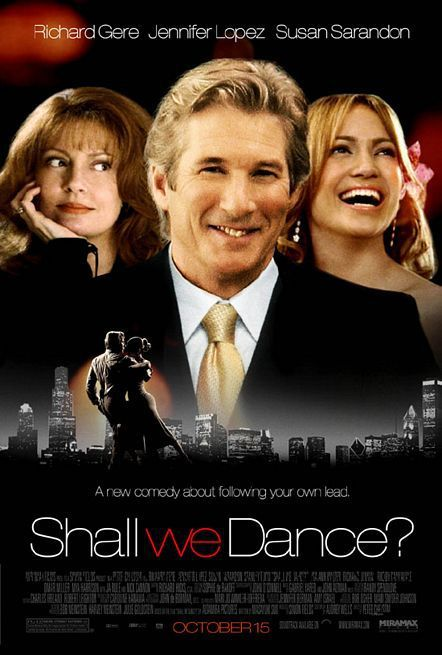 Shall We Dance? (2004) - Richard Gere - Jennifer Lopez - Susan Sarandon