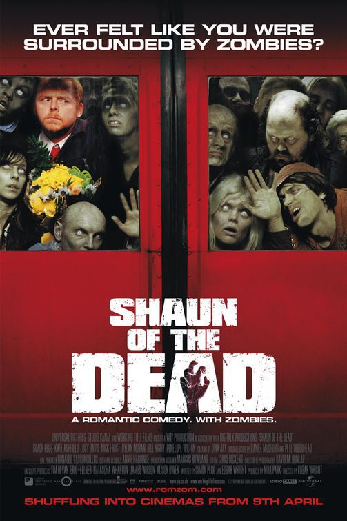 Shaun of the Dead - L'Alba dei Morti Dementi (2004)