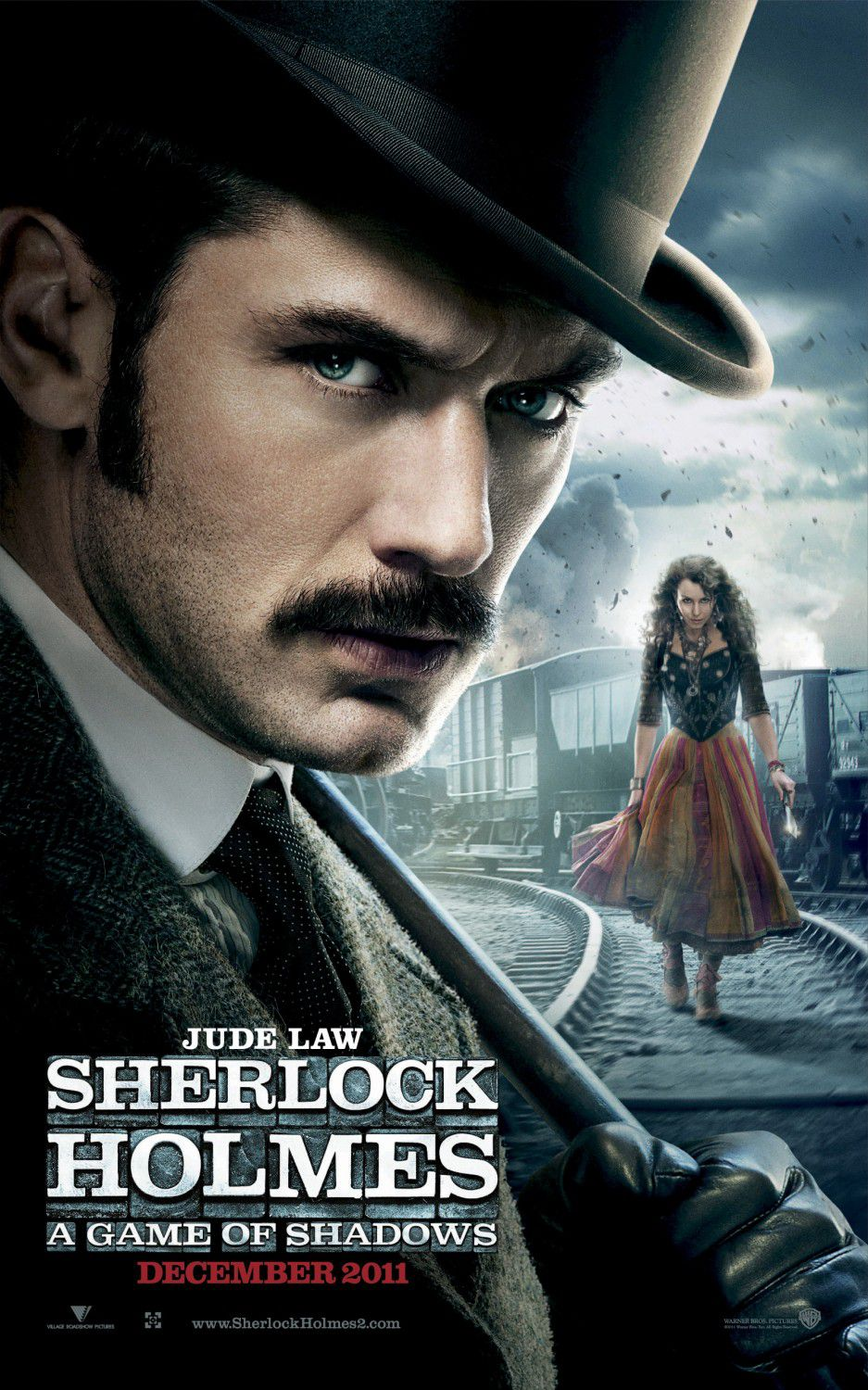 Sherlock Holmes a Game of Shadows - Gioco di Ombre (2011) - Jude Law