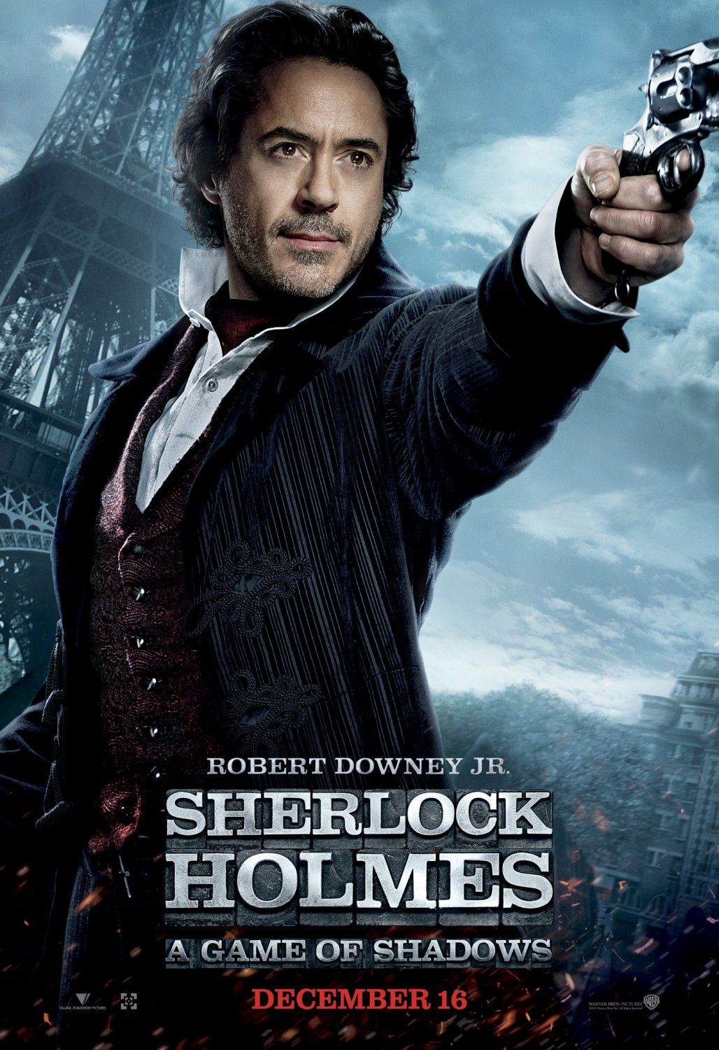 Sherlock Holmes a Game of Shadows - Gioco di Ombre (2011) - Robert Downey Jr.