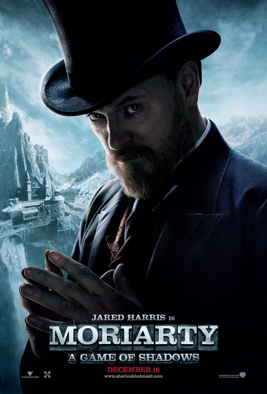 Sherlock Holmes a Game of Shadows - Gioco di Ombre (2011) - Jared Harris