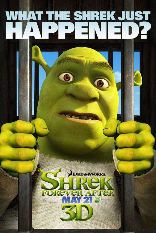 Shrek jail