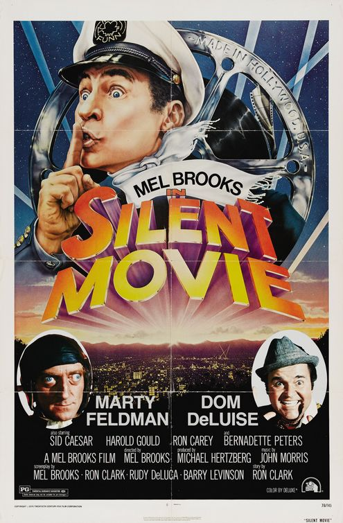 Silent Movie - L'ultima follia di Mel Brooks (1976)