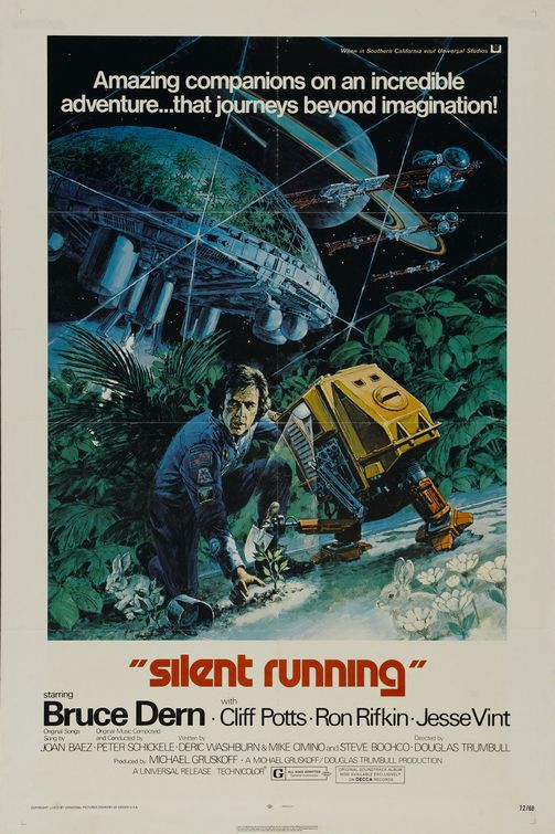 2002: la Seconda Odissea - Silent Running (1972)