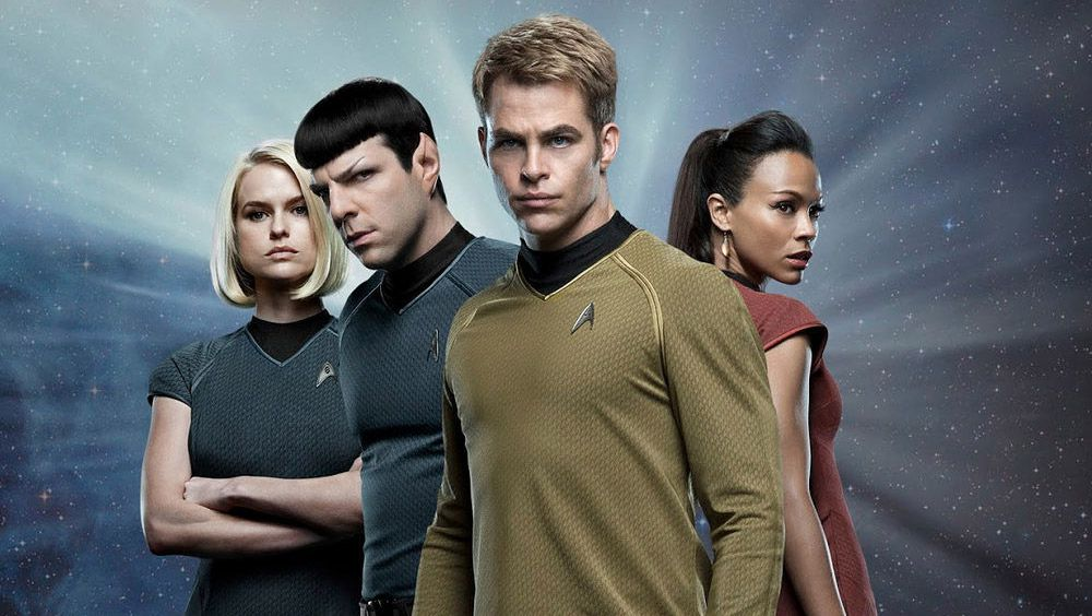 Star Trek 13 - Beyond - cast