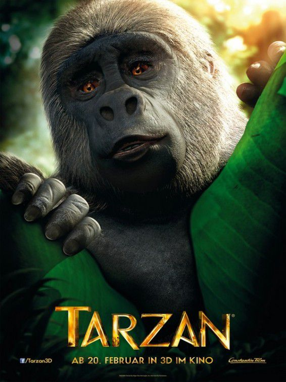 Tarzan's Brother