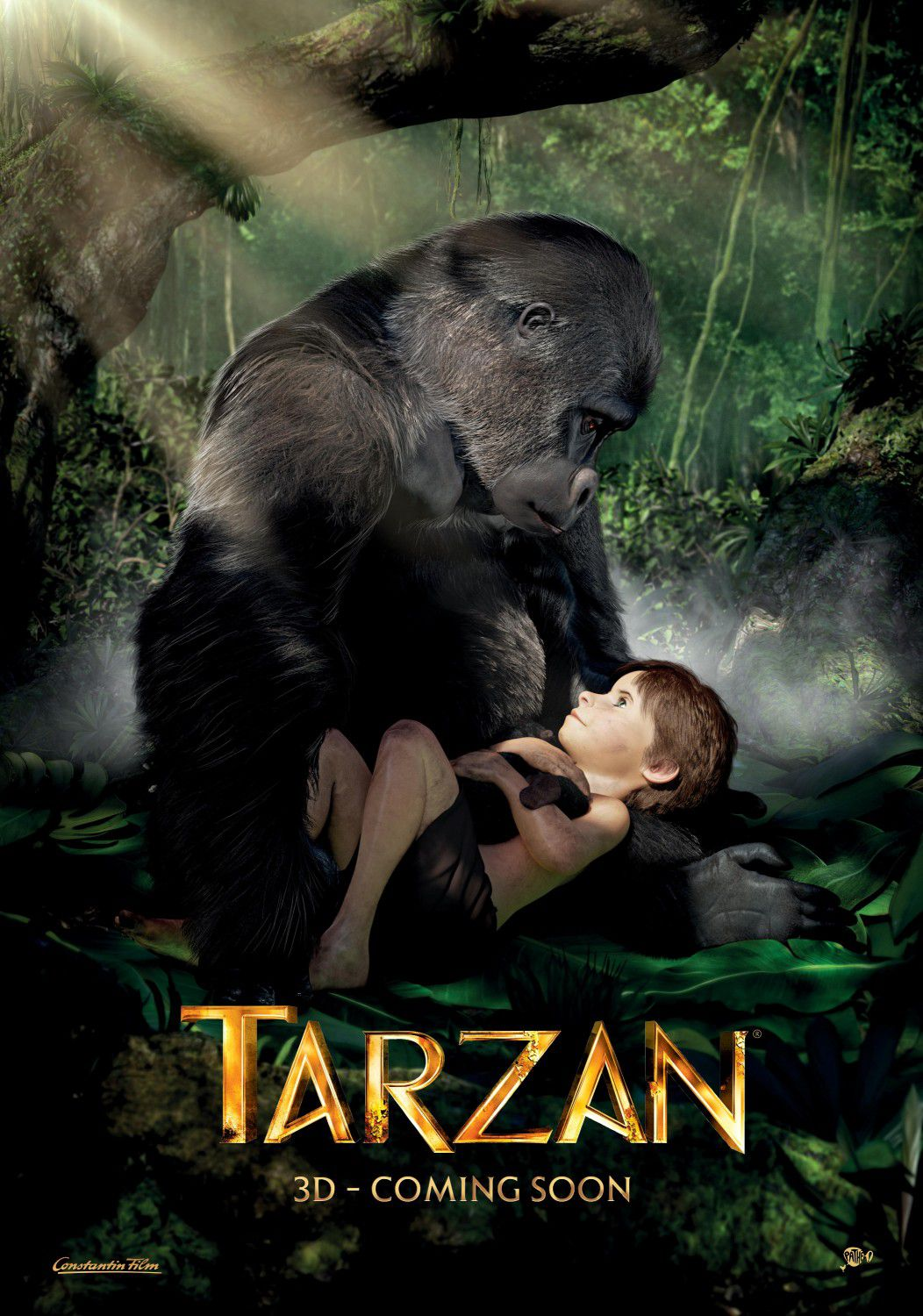 Tarzan's Mother