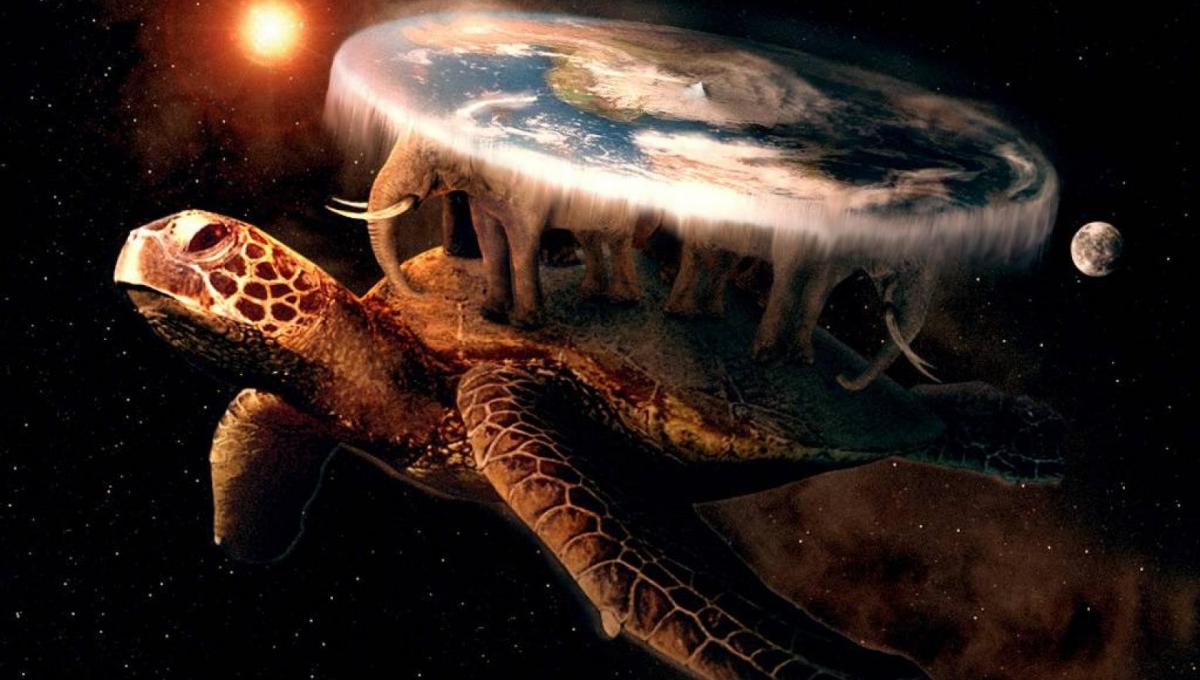 Terry Pratchett Turtle World