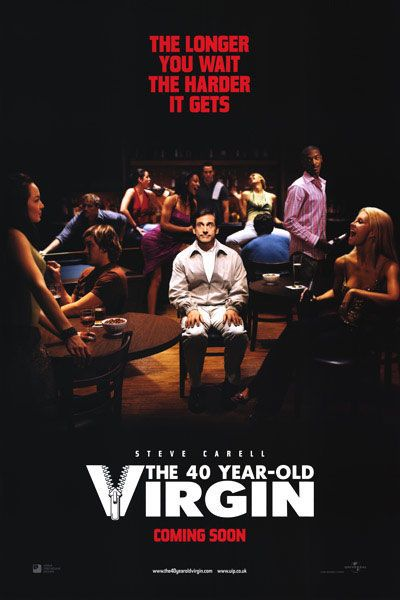 Quaranta anni Vergine - The 40 Year Old Virgin (2005)