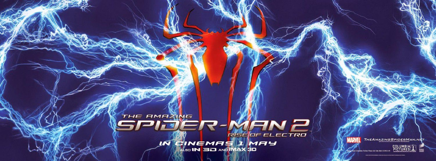 The Amazing Spider-Man 2 il Potere di Electro (2014)