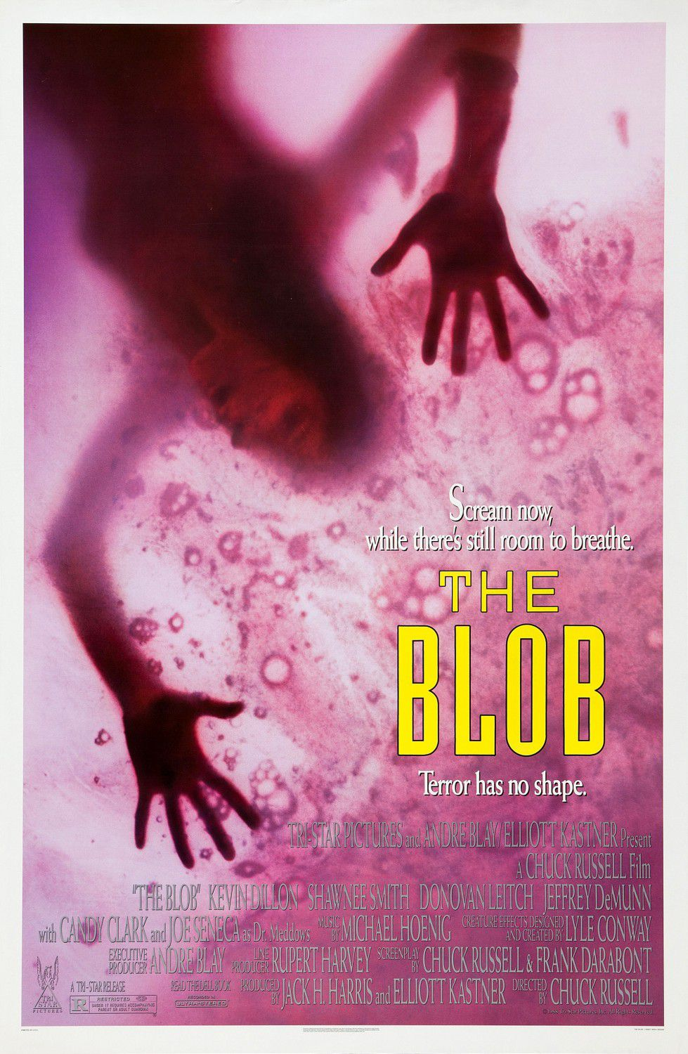 The Blob (remake 1988)