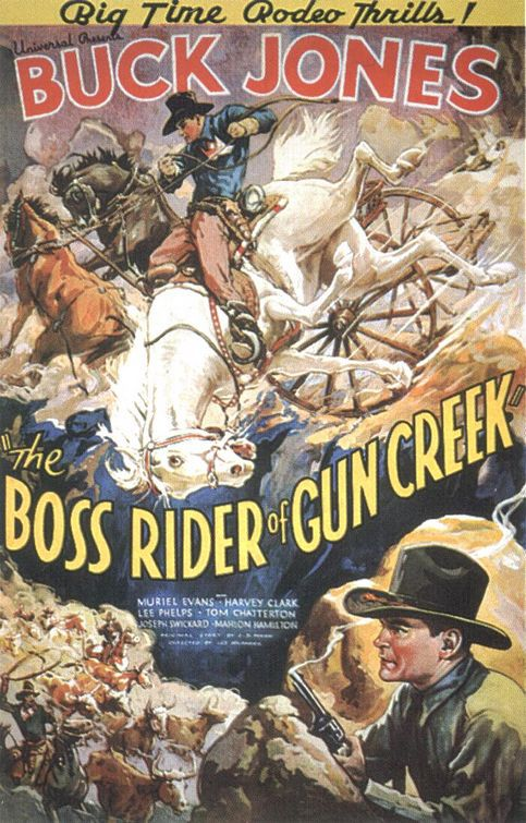 The Boss rider of Gun Creek (1936)