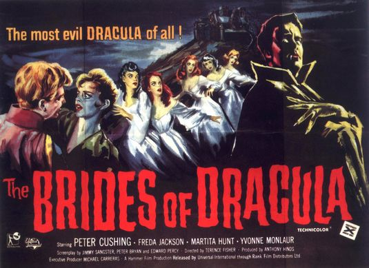 The Brides of Dracula - Le Spose di Dracula (1960)