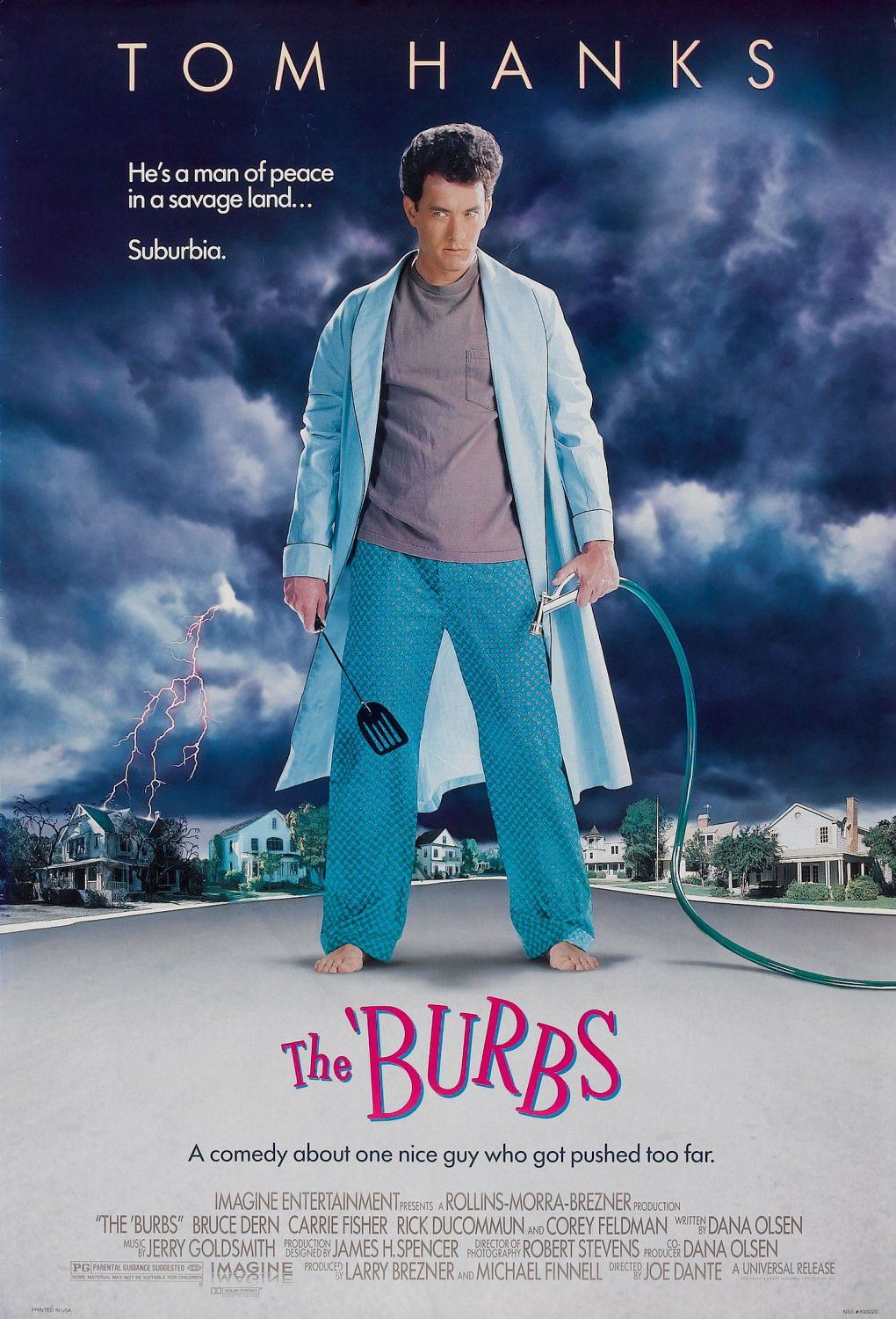 The Burbs - L'Erba del Vicino (1989) film poster