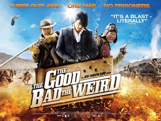 The Good the Bad and the Weird (2008)