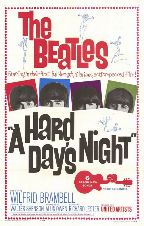 Hard Day's Night - Tutti per uno (1964)
