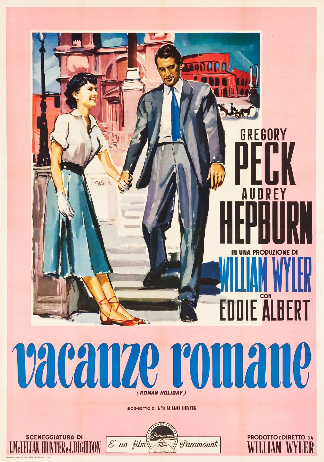 Vacanze Romane - Roman Holiday (1953)