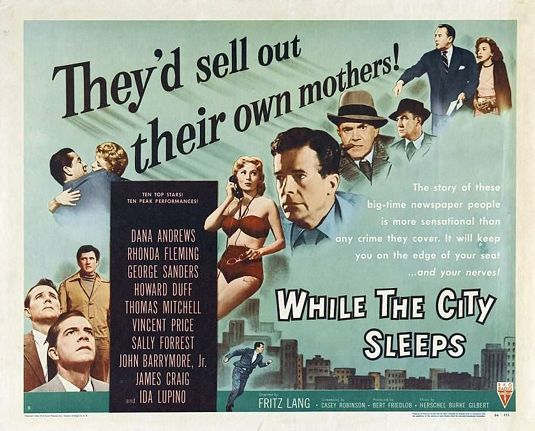 While the City Sleeps (1953)