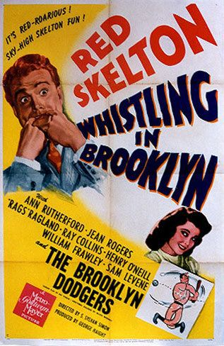 Whistling in Brooklyn (1943)