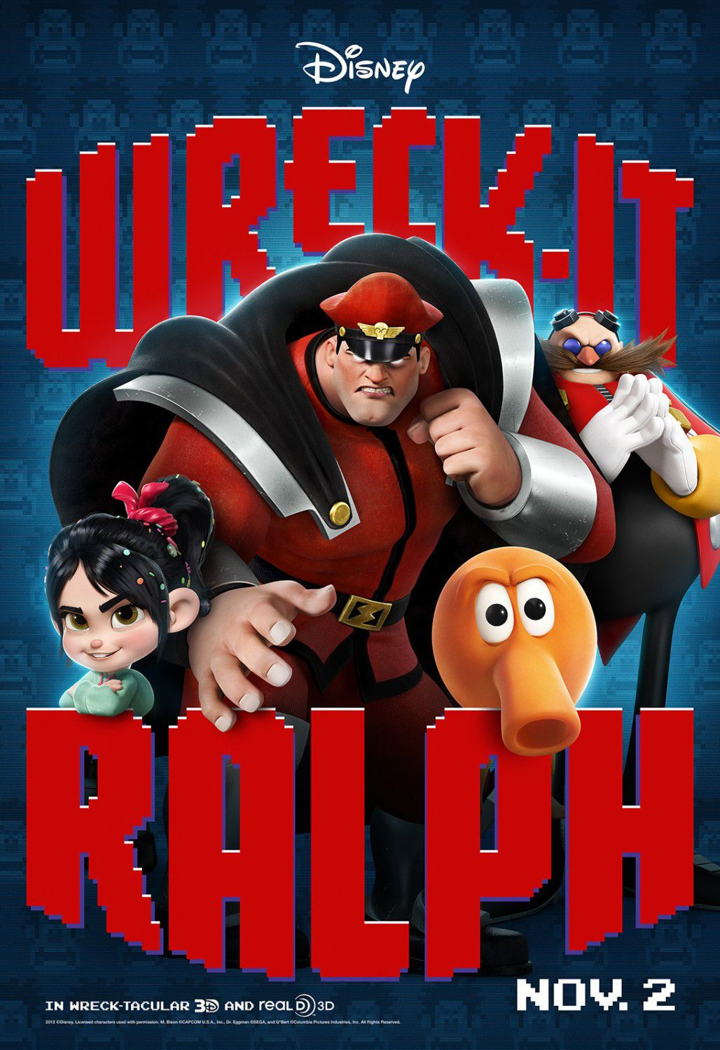 Ralph Spaccatutto - Wreck it Ralph (2012)