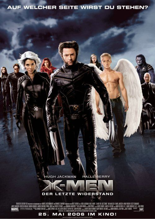 X-Men 3 - Conflitto Finale - the Last Stand (2006) poster collection