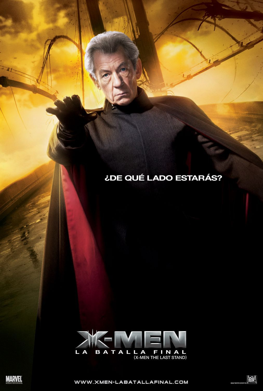 X-Men 3 - Conflitto Finale - the Last Stand (2006) Magneto