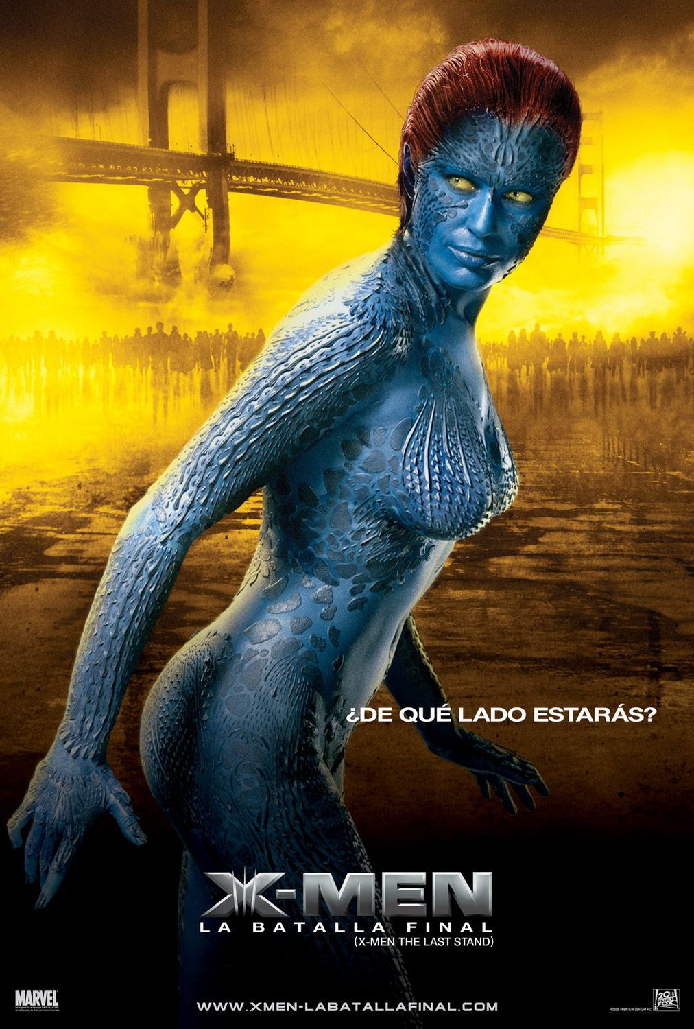 X-Men 3 - Conflitto Finale - the Last Stand (2006) Mystica