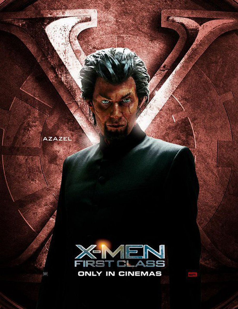 Jason Flemyng as Azazel
