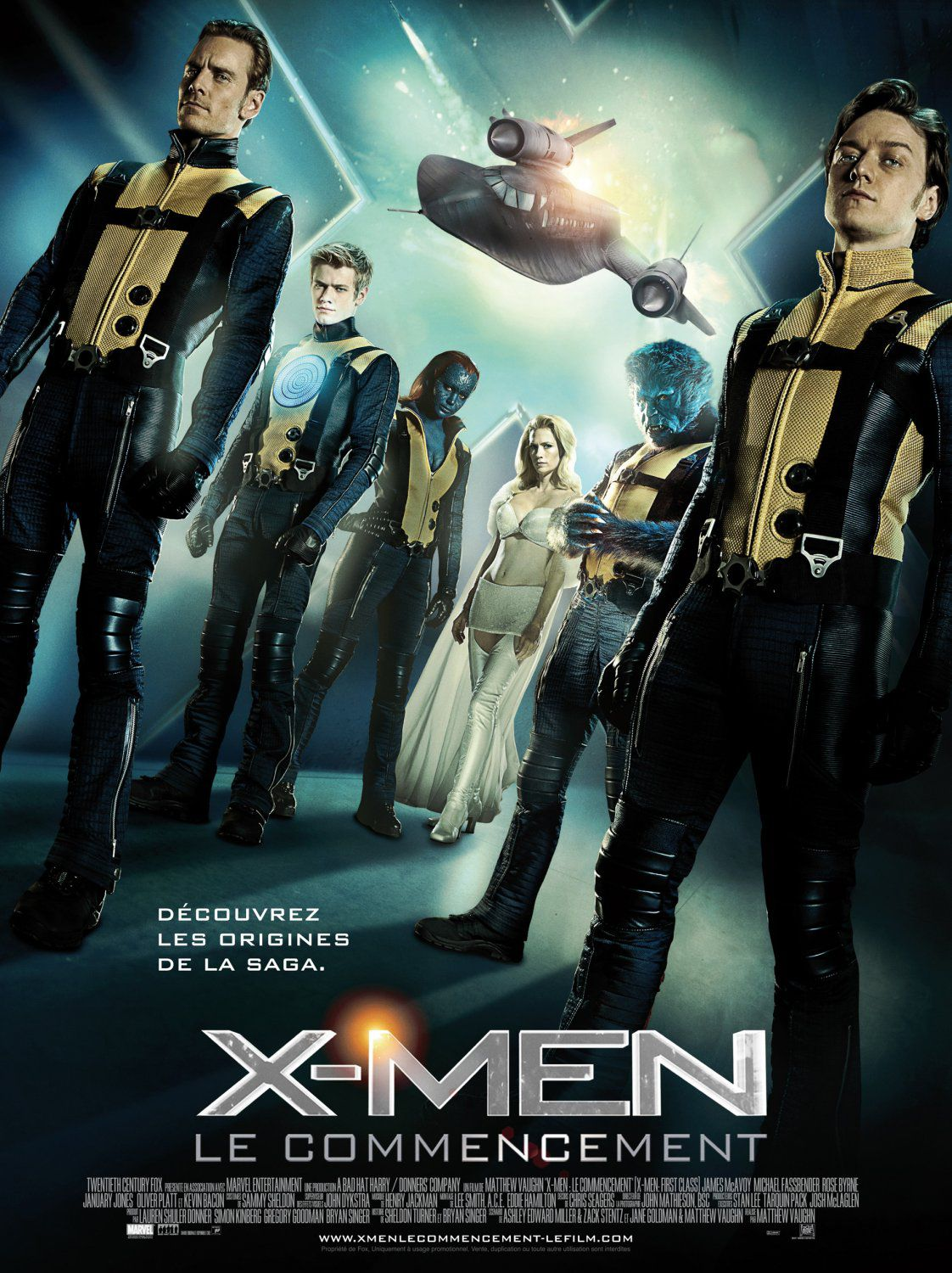 X-Men 5 - L'Inizio - First Class (2011)