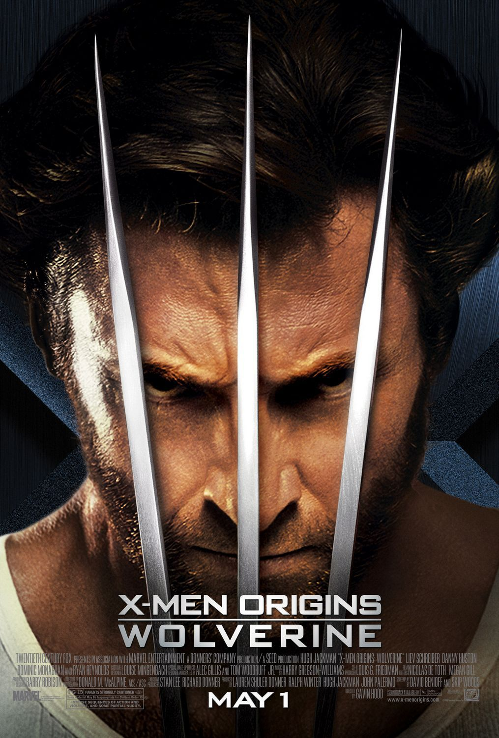 X-Men 4 - Le Origini di Wolverine - Origins of Wolverine (2009) with Hugh Jackman