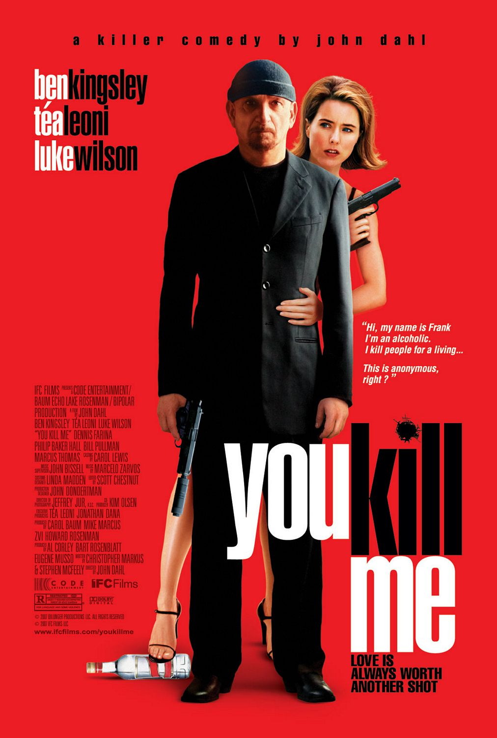 You Kill Me - Uccidimi (2007)