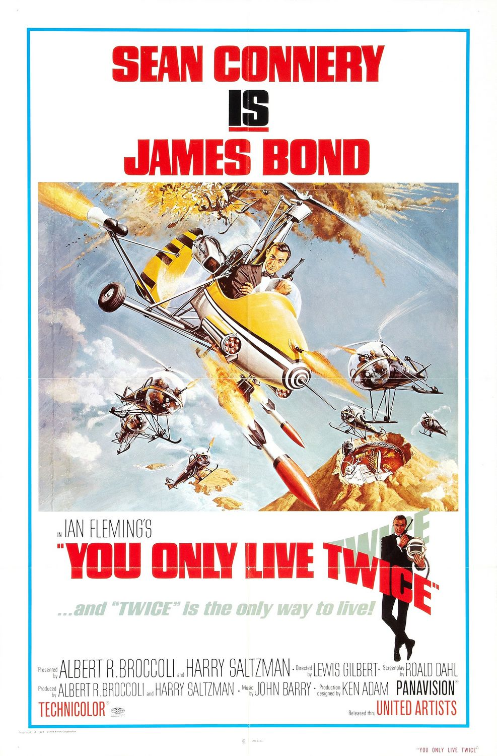 Spy - 1967 - 007 Si vive solo due volte - You only live twice