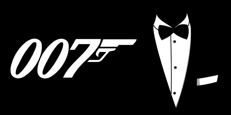 007 James Bond - logo