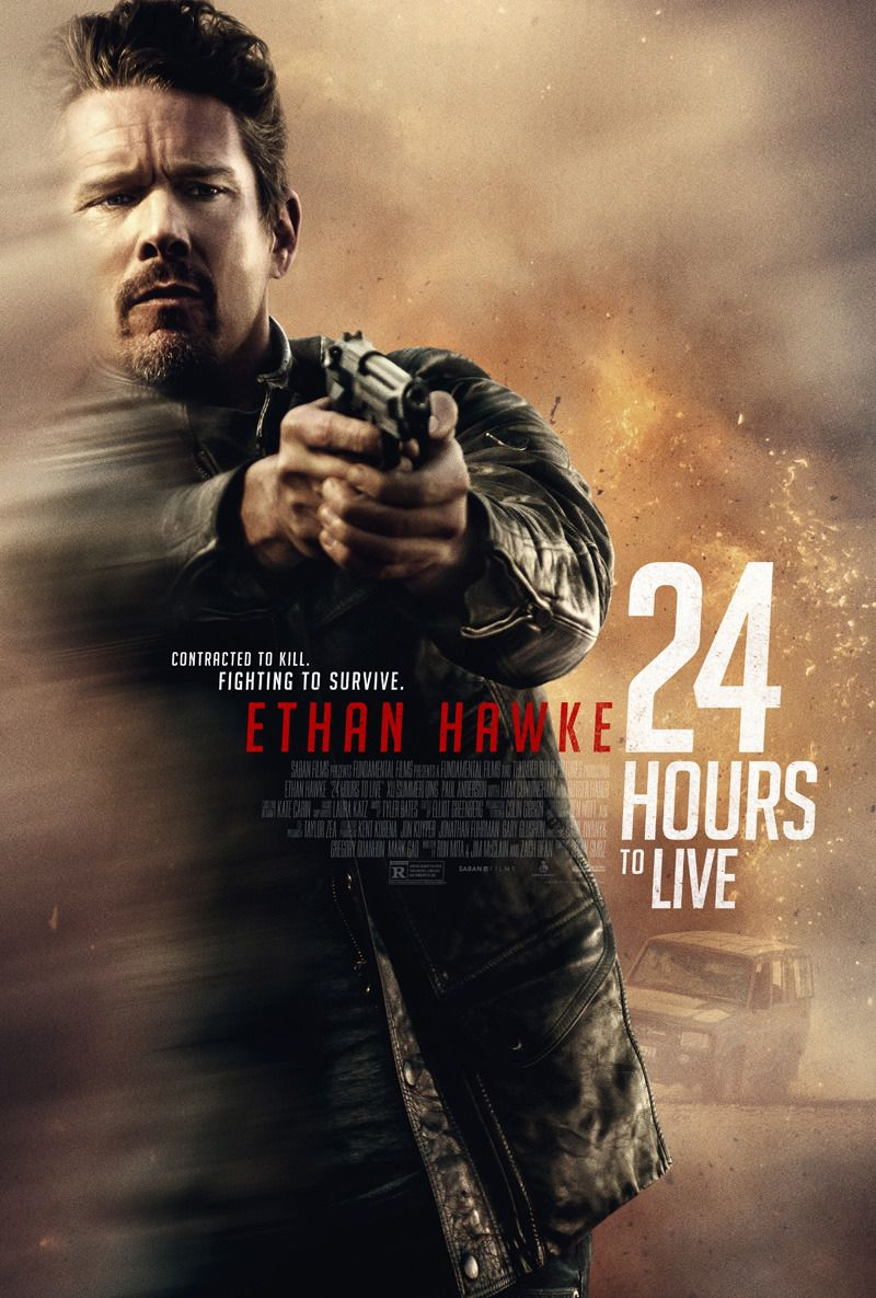 24 Hours to Live - film poster