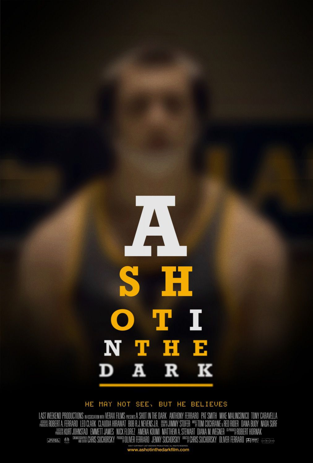 A Shot in the Dark by Chris Suchorsky - film poster