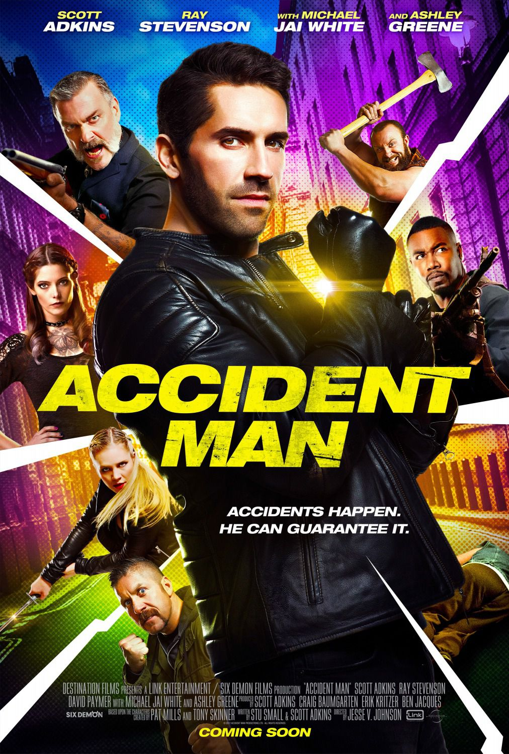 Accident Man - film poster