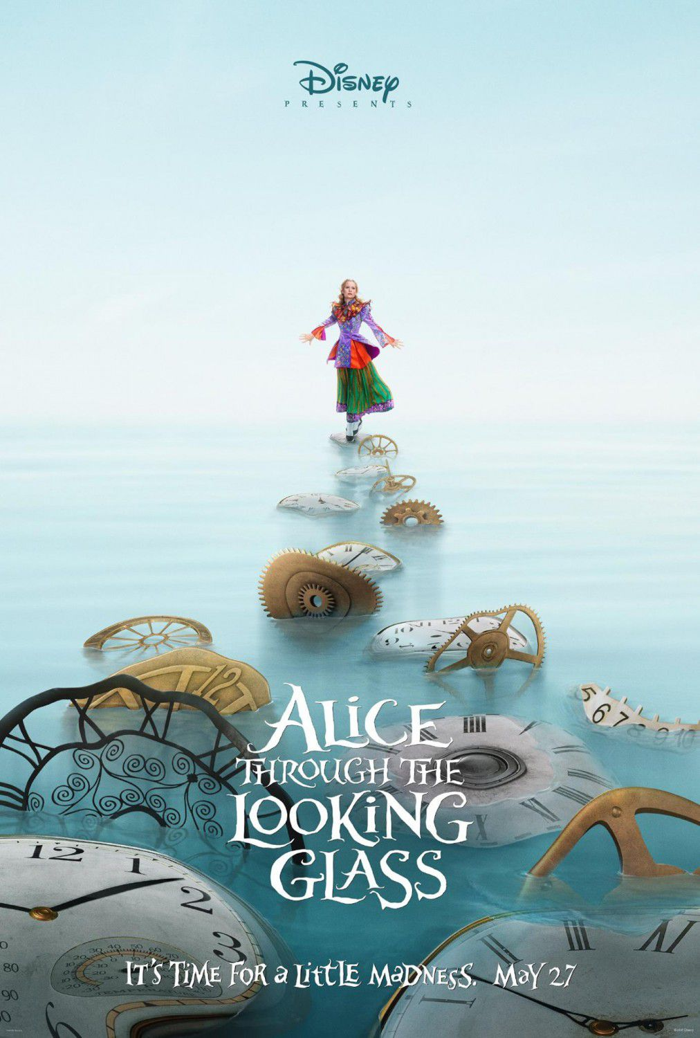 Alice through the looking glass - Alice attraverso lo specchio