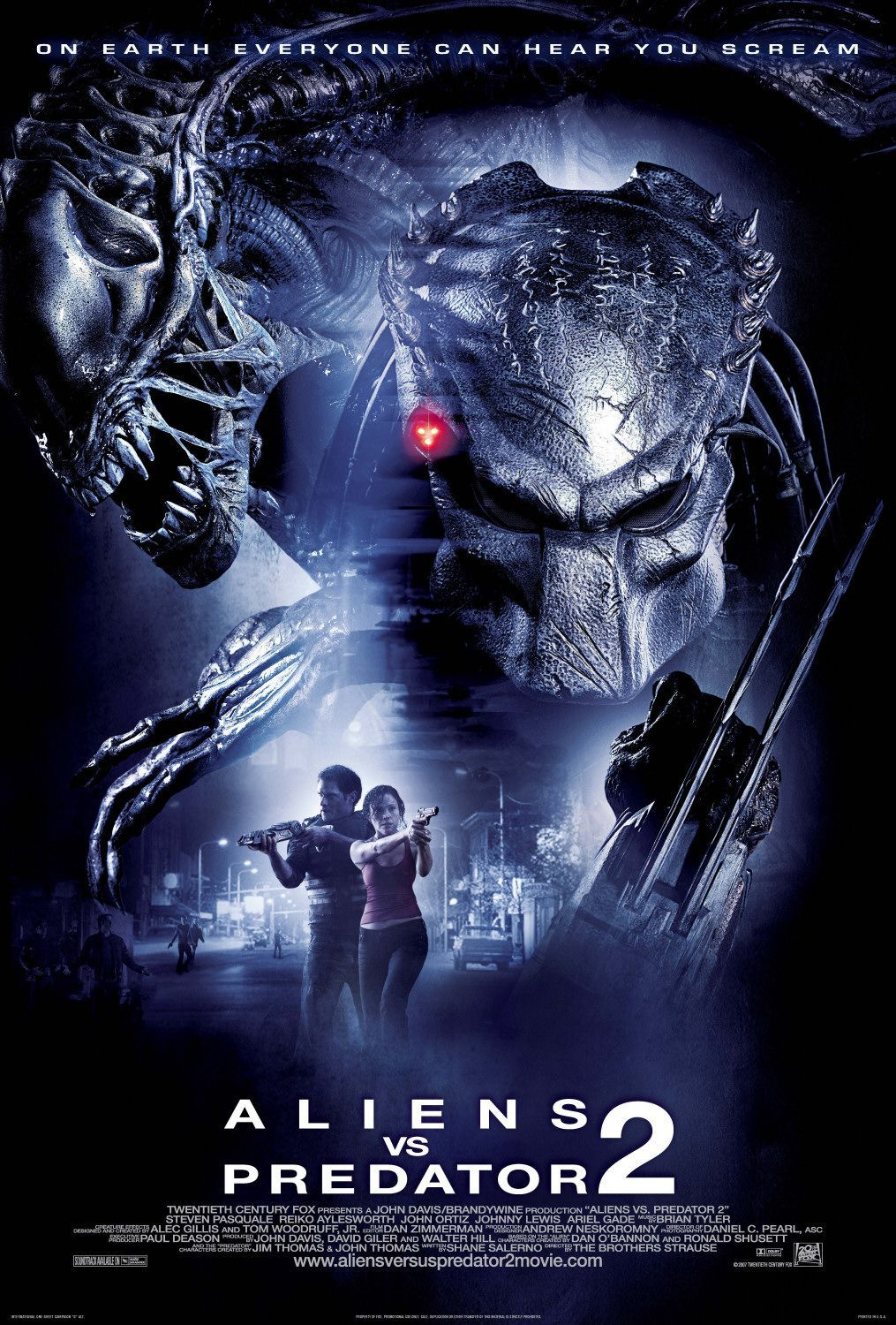 Alien vs Predator 2 - Requiem - AVPR