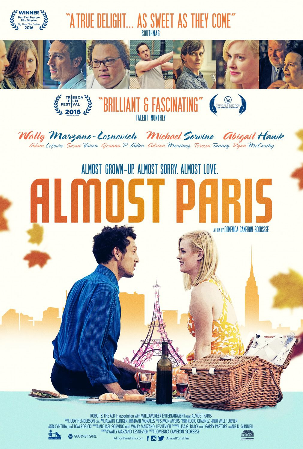 Almost Paris - film poster