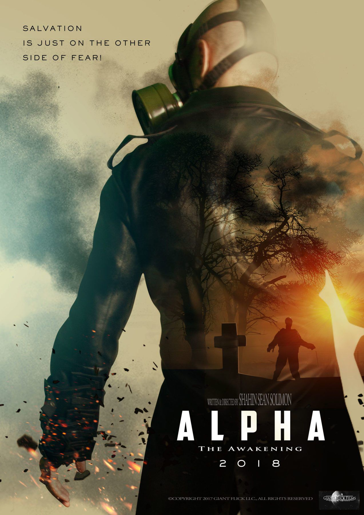Alpha: The Awakening - film poster