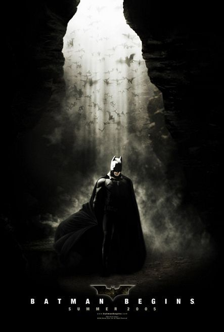 Batman Begins - poster