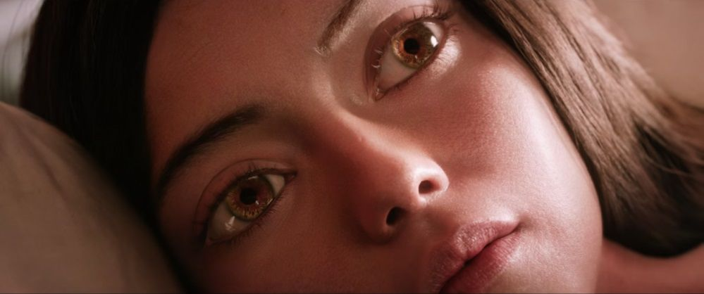 Battle Angel Alita - Alita Angelo da Battaglia - Cyborg Live Action 2018 - big eyes